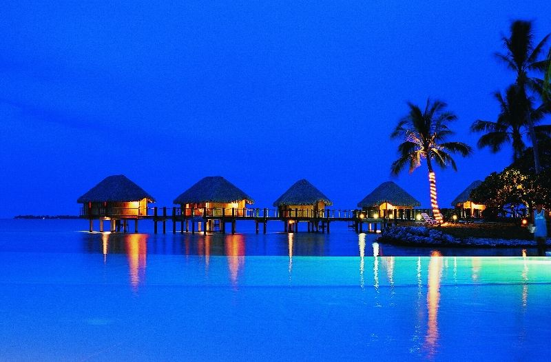 Manihi Pearl Beach Resort, Френска Полинезия