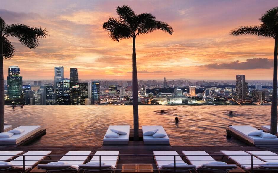 Marina Bay Sands, Сингапур