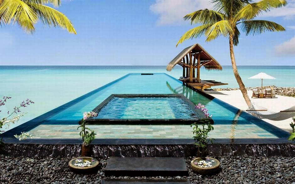 One & Only Reethi Ra, Малдивите