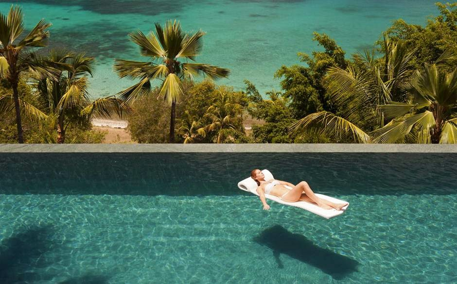 Tortuga, Карибите