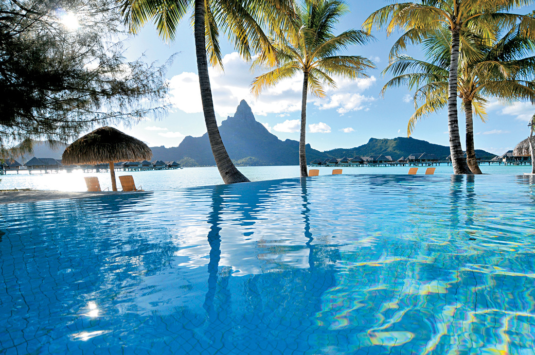 Intercontinental Bora Bora Resort & Thalasso Spa Hotel, Бора Бора