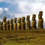 Големите загадки на малкия Великденски остров