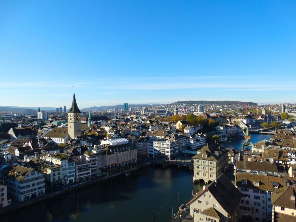 zurich, Цюрих