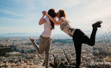 Атина, хълма Ликавитос-main