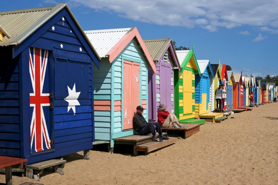Dendy-Street-Beach-Melbourne-Australie