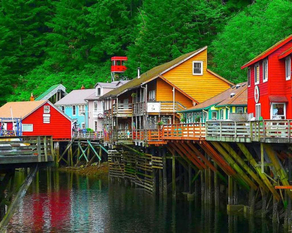 Ketchikan---Alaska