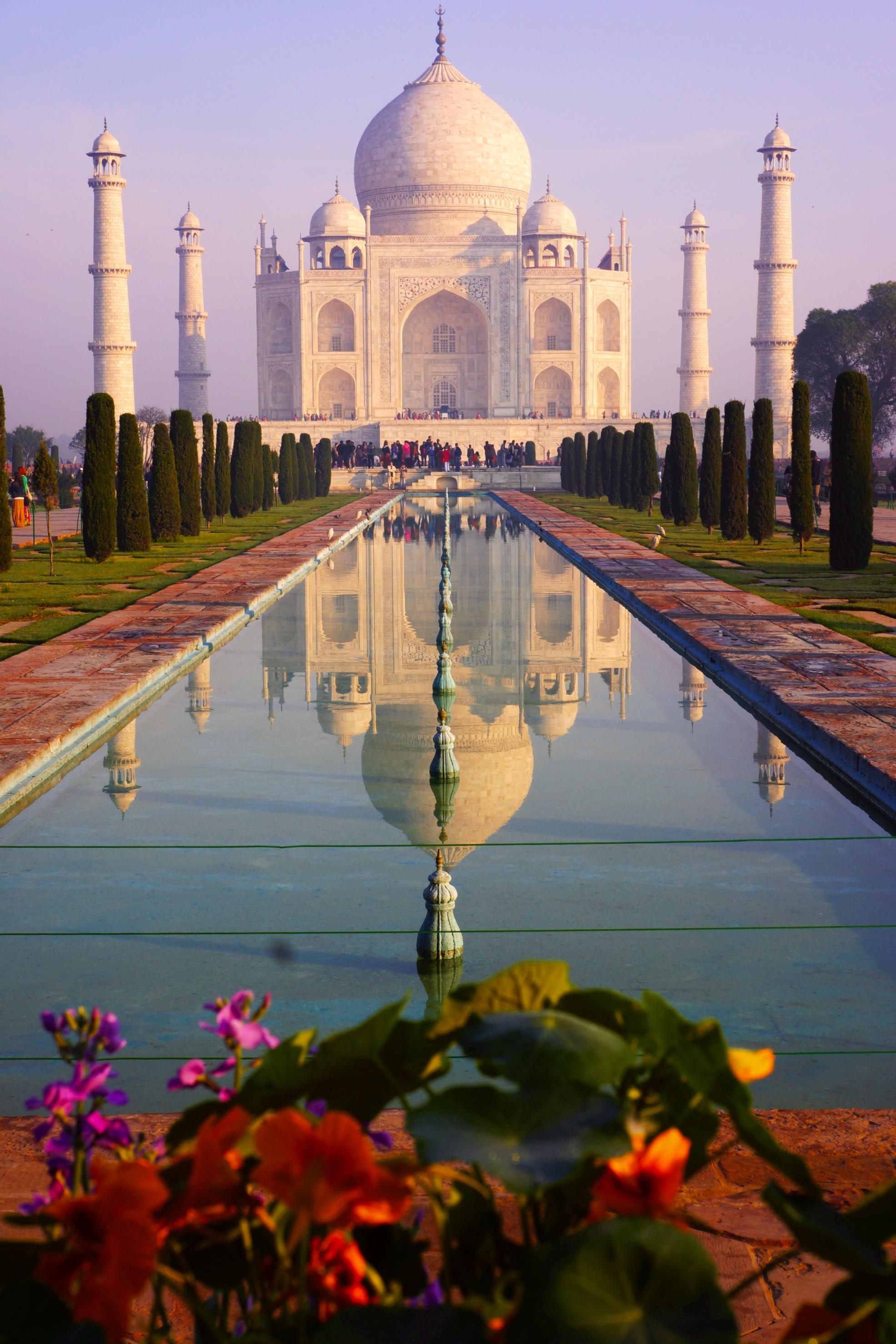 1.Taj-Mahal-Agra-India