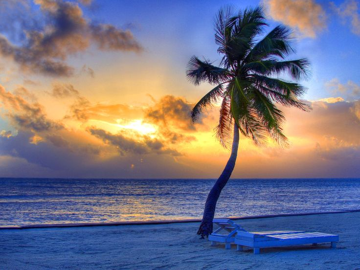 13Sunset in Belize