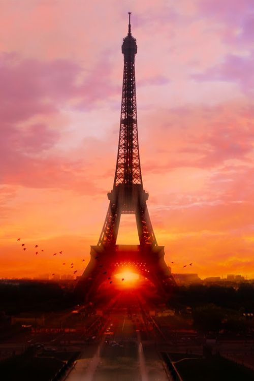 18Sunset-in-Paris