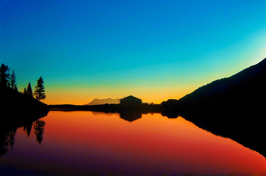 20Calaita lake – Trentino, Italy
