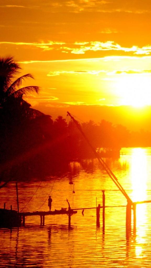 3Beautiful-sunset-in-India