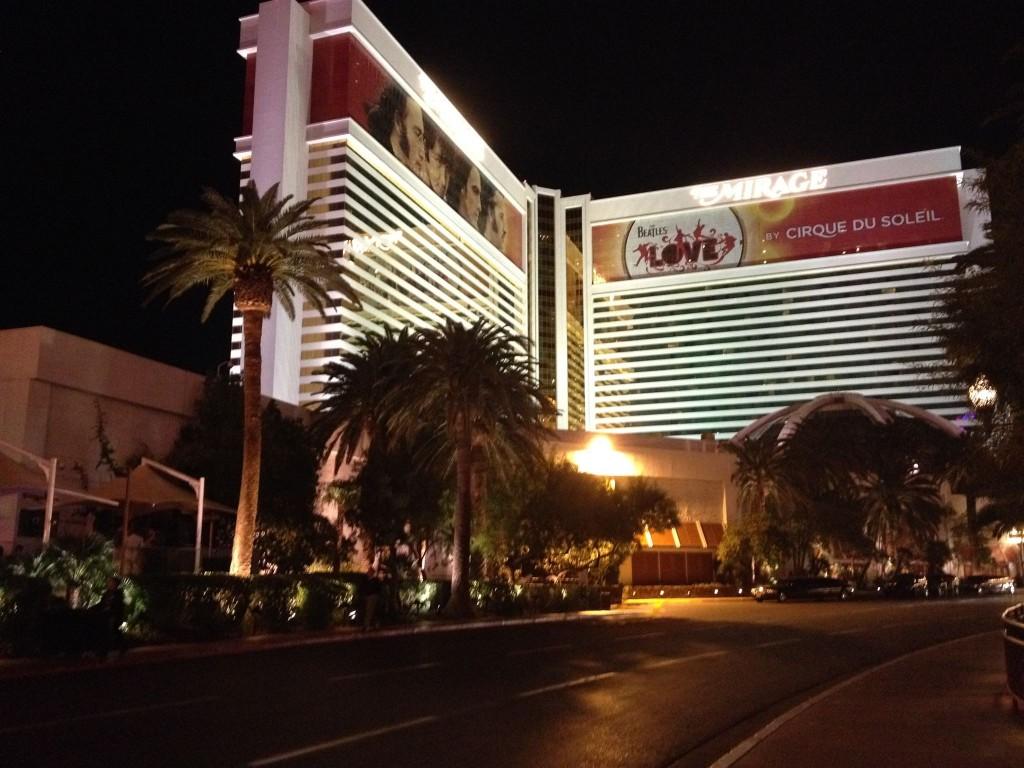 Хотел Мираж, Лас Вегас