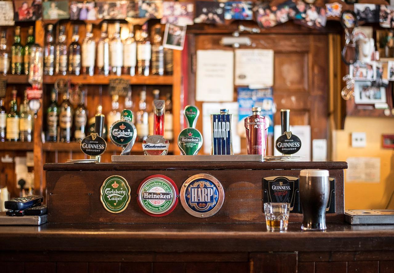 Ирландски бар