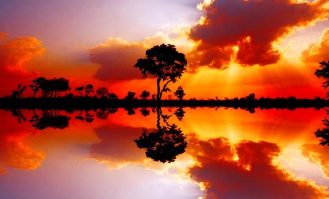 kruger-sunset