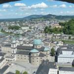 Залцбург – слънчевото сияние на цъфнали магнолии
