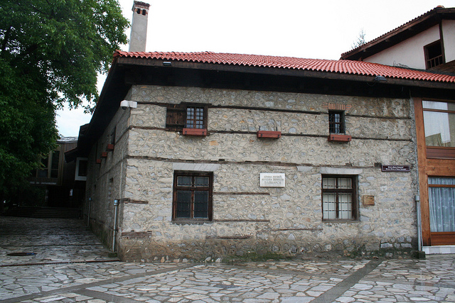 Casa de Nikola Vaptsaro