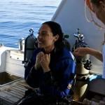 Българка постави световен рекорд за гмуркане в Червено море