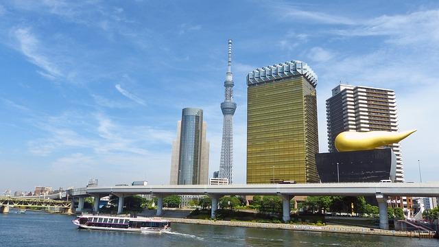 Над 5 380 000 са посетителите на Токио за изминалата 2014 г.