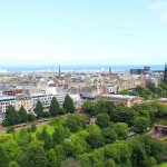 Единбург – средновековната шотландска столица
