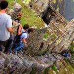 Не поглеждайте надолу! Страшните стълби, които водят към Рая