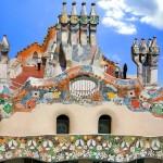 Три феерии на Антони Гауди в Барселона