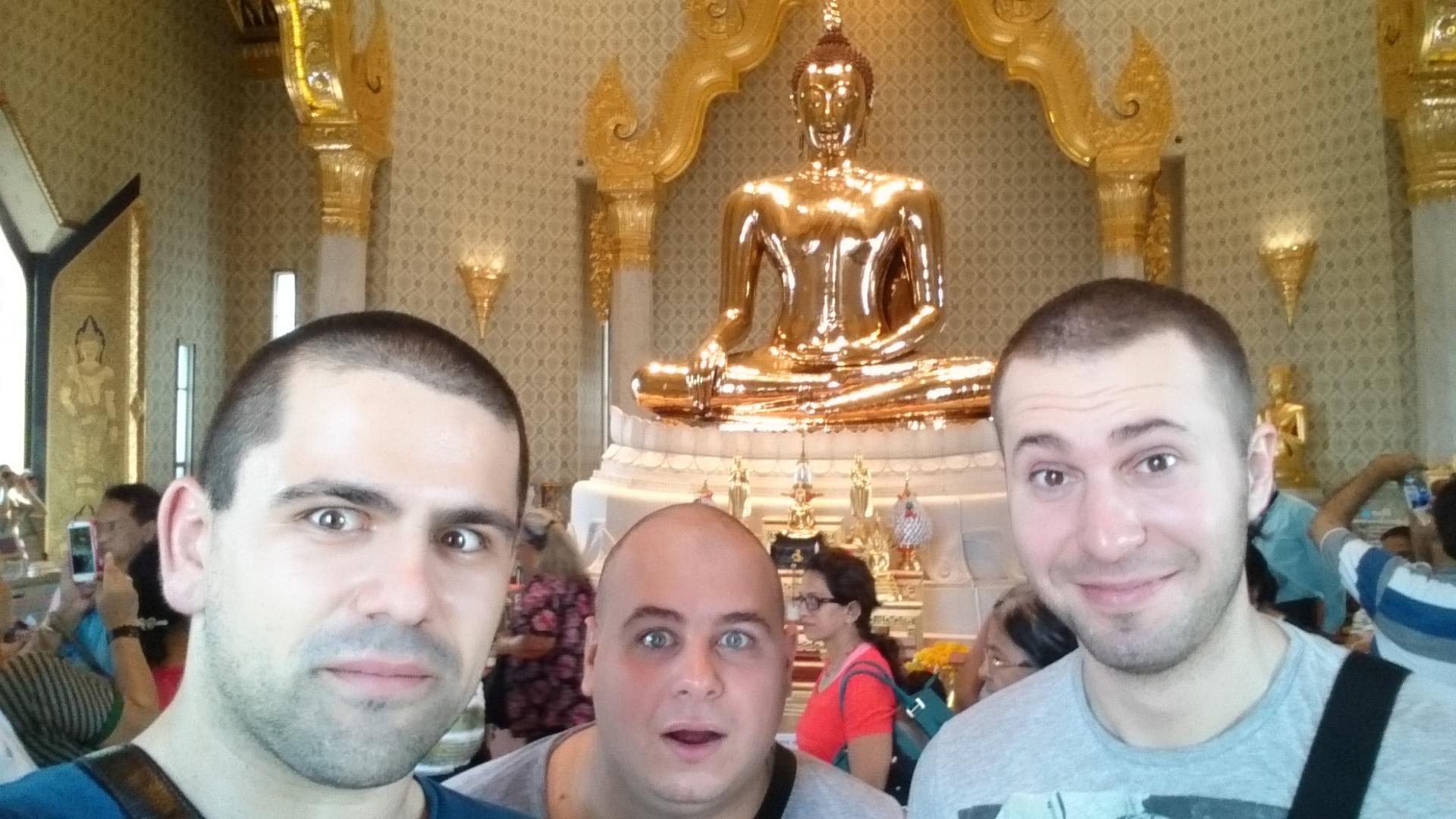 Храмът на Златния Буда