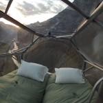 Сънища в небето над Свещената долина на инките в Перу