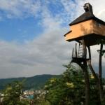 Идеалното убежище: чаената къща на дървото