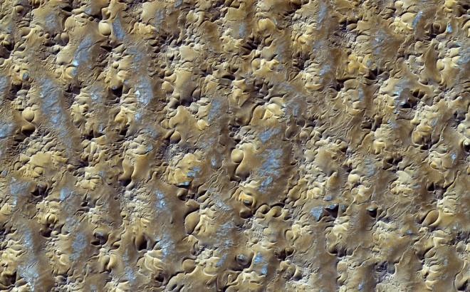 9. Пустинята в Алжир
