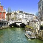 Любляна – градът на драконите и мостовете
