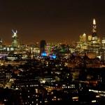 5 зашеметяващи места, в които можете да вечеряте, докато Лондон е в краката ви