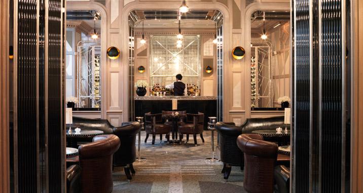 15 Connaught Bar, Mayfair i