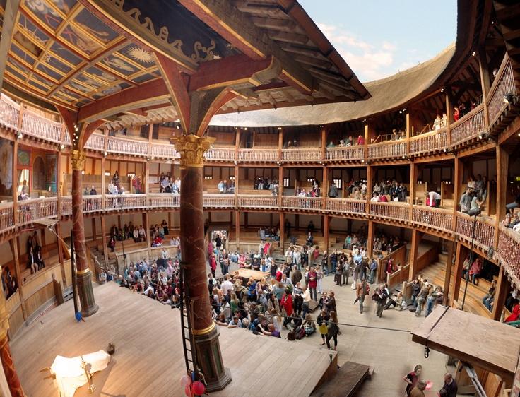 5Globe theatre in London