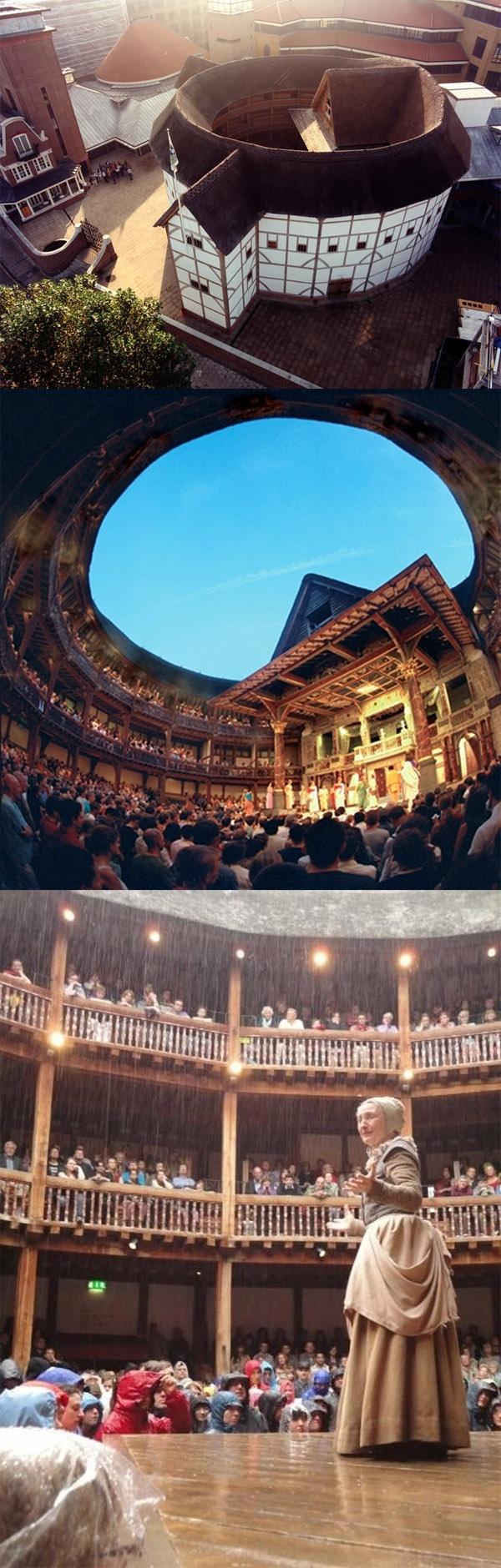 6Globe theatre in London2