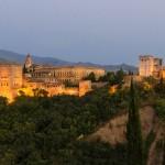 Алхамбра – красивото мавританско бижу на Гранада