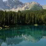 Кареца - перлата на дивите Доломити