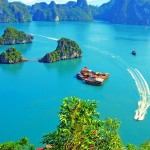 Ха Лонг Бей: домът на удивителните морски скулптури