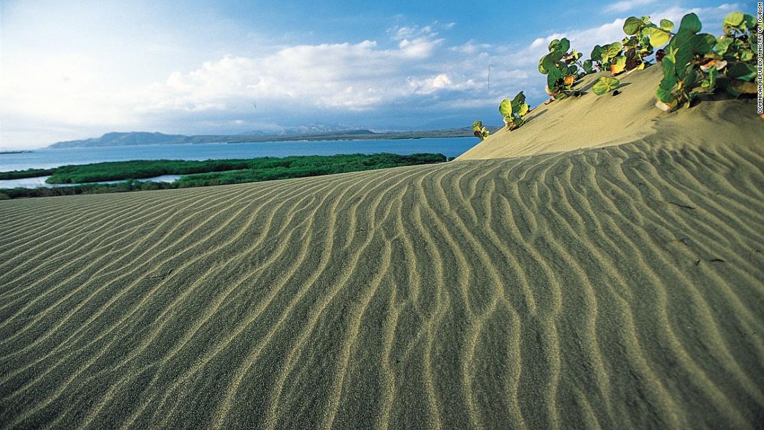 Пясъчните дюни в Бараона