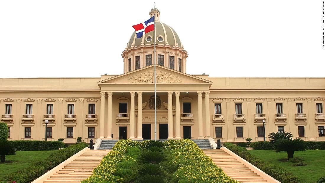 Националният дворец в Санто Доминго