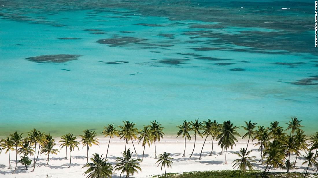 Плажът Хуанило, Пунта Кана
