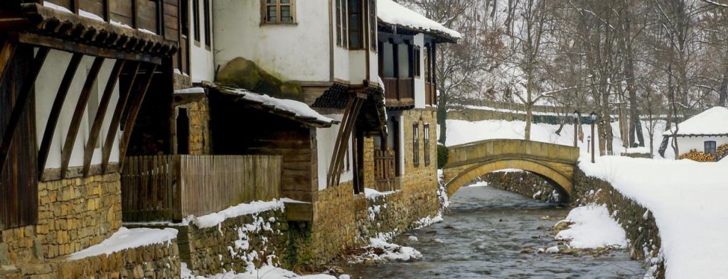 ETAR, BULGARIA