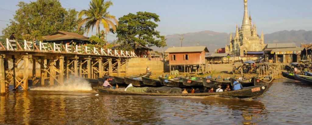INLELAKE,MYANMAR(BURMA)