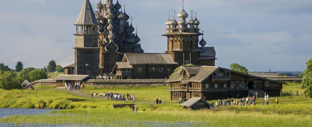 KIZHI,RUSSIA