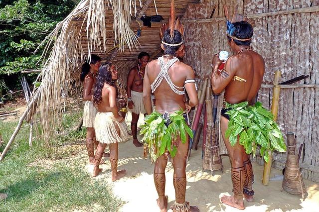 amazon-indians-69589_640