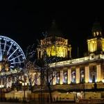 Белфаст – символ на уличното изкуство и бурните години