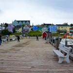 Луненберг - най-цветното канадско градче