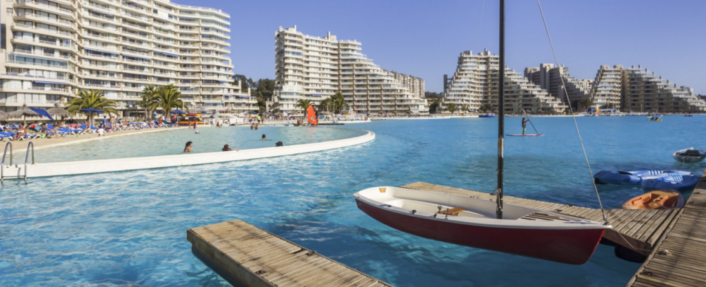 16-San Alfonso del Mar swimming pool, Algarrobo, Chile
