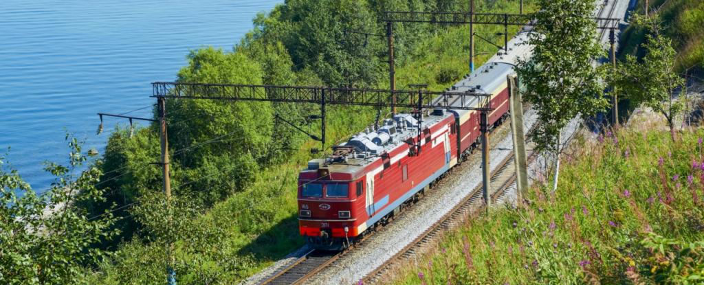 18-Trans-Siberian Railway, Russia