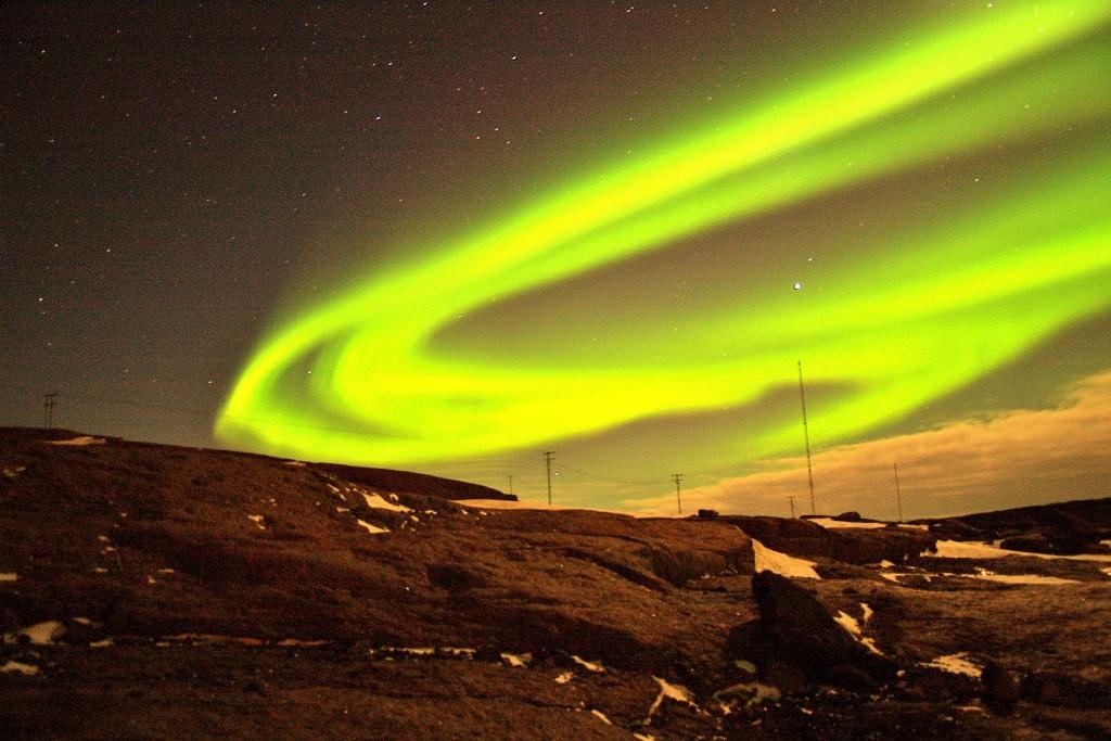 greenland-aurora-429126_1920