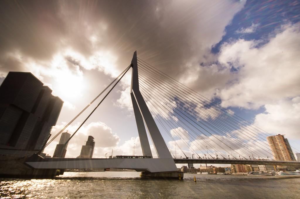 rotterdam - bridge-726270_1920